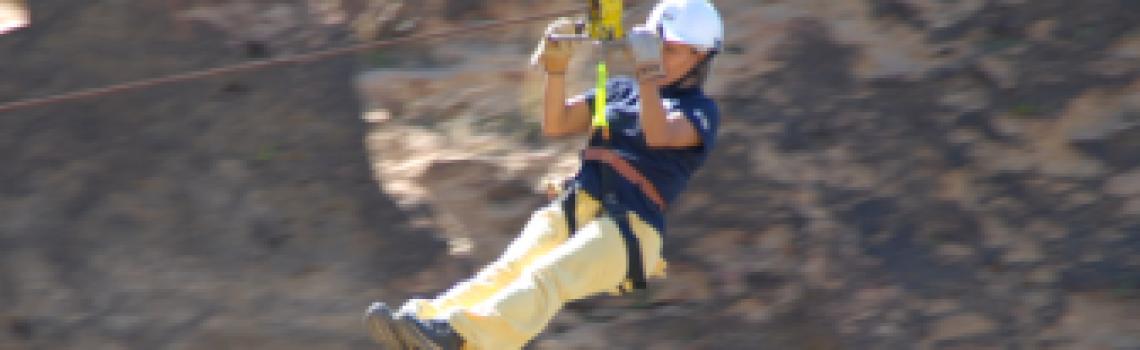 La escalada en roca, un deporte para practicar en El Roble